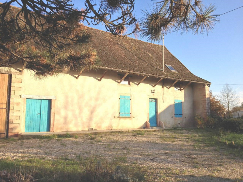 Sale house / villa Cuisery 3 mns 120000€ - Picture 1