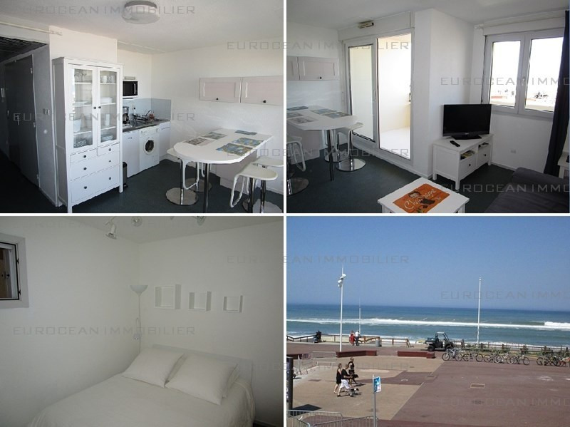 Vacation rental apartment Lacanau-ocean 257€ - Picture 1