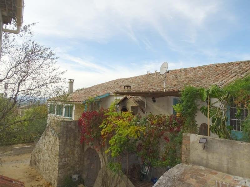 Vendita casa Lussan 180000€ - Fotografia 1