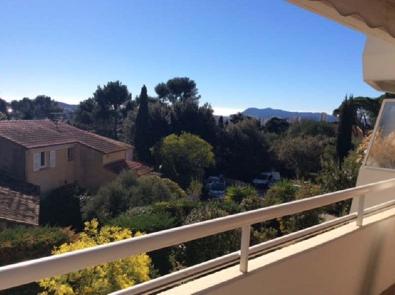 Vente appartement Toulon 277000€ - Photo 1