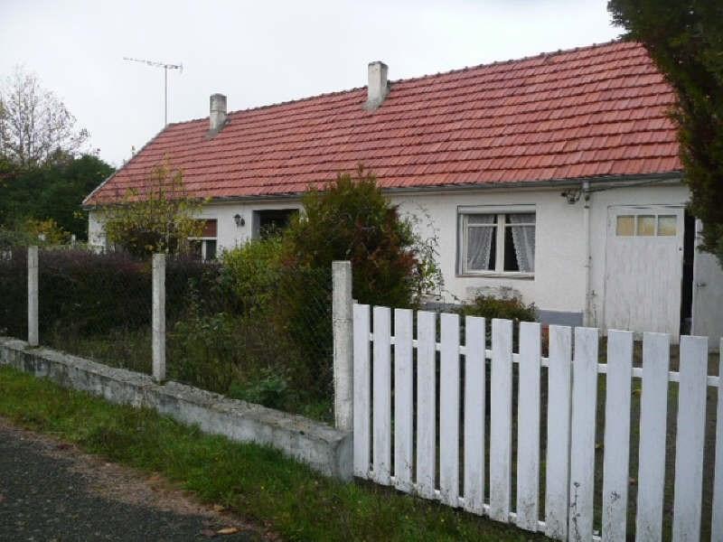 Sale house / villa Oizon 32000€ - Picture 1