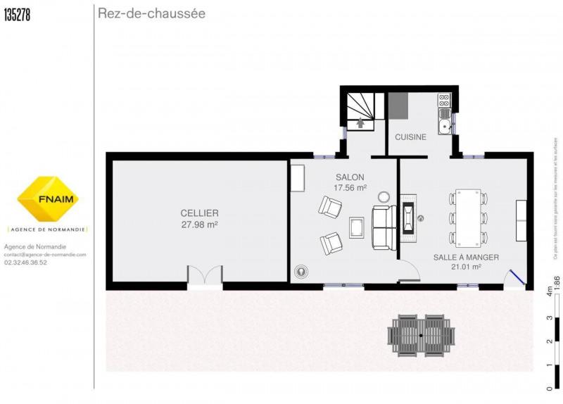 Vente maison / villa Montreuil-l'argille 125000€ - Photo 3