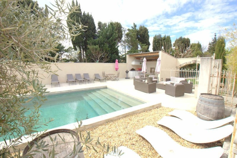 Vente de prestige maison / villa Eyragues 729 000€ - Photo 3