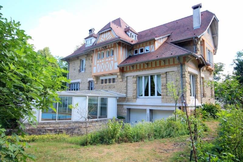 Deluxe sale house / villa Lamorlaye 1150000€ - Picture 1