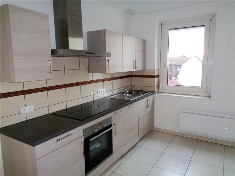 Rental apartment Bischwiller 640€ CC - Picture 1
