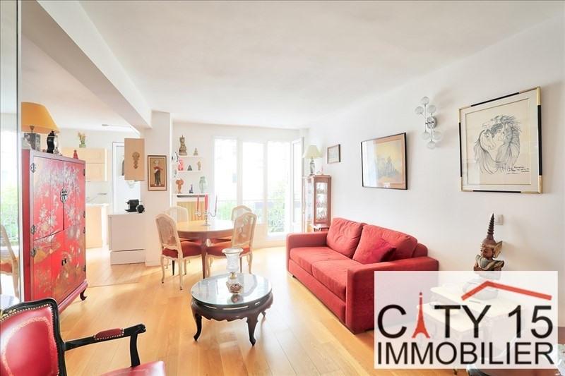 Venta  apartamento Paris 15ème 585000€ - Fotografía 8