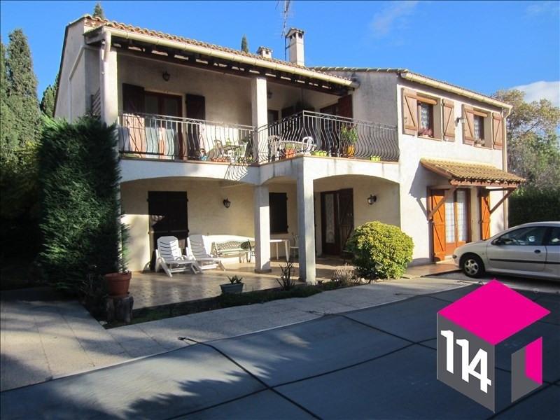 Sale house / villa Baillargues 395000€ - Picture 1