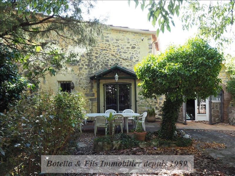 Vente maison / villa Uzes 375000€ - Photo 3