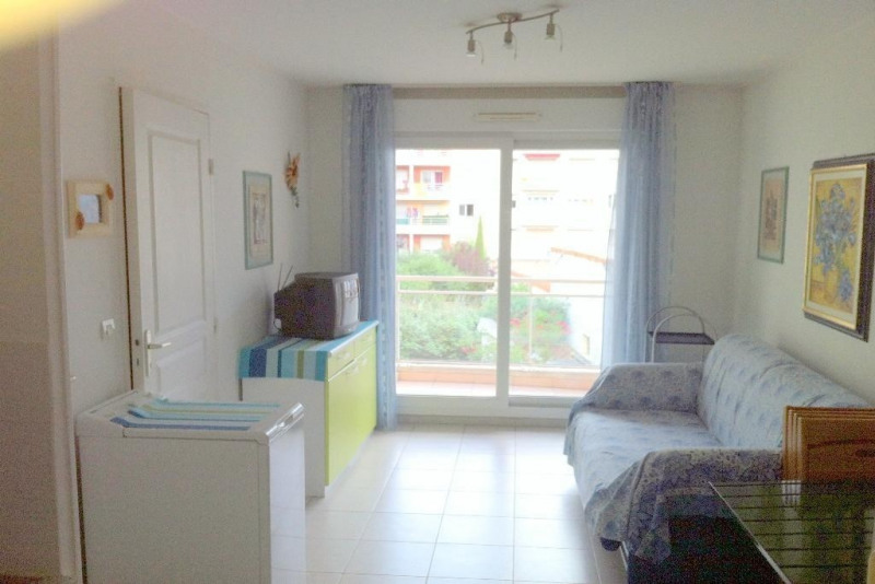 Rental apartment Nice 620€cc - Picture 1