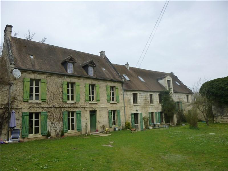Vente maison / villa Soissons 380000€ - Photo 1