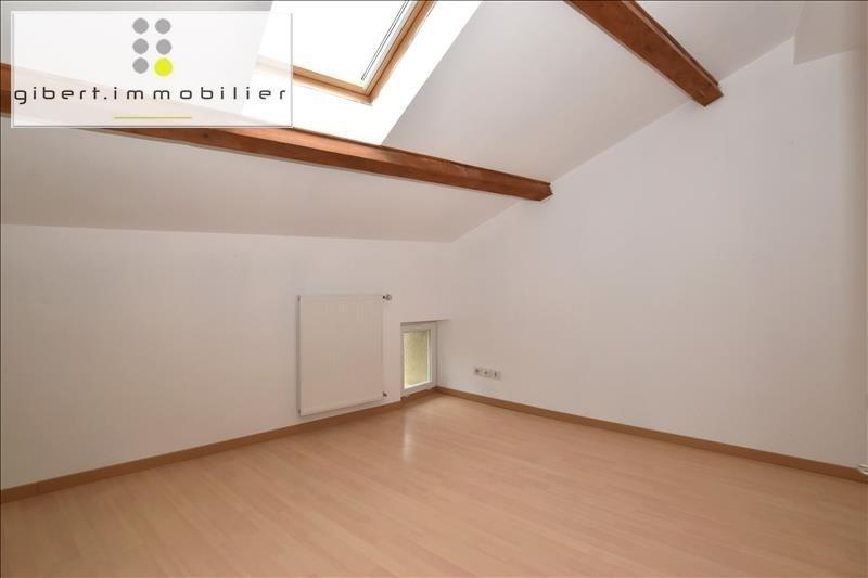 Sale house / villa Espaly st marcel 195000€ - Picture 9