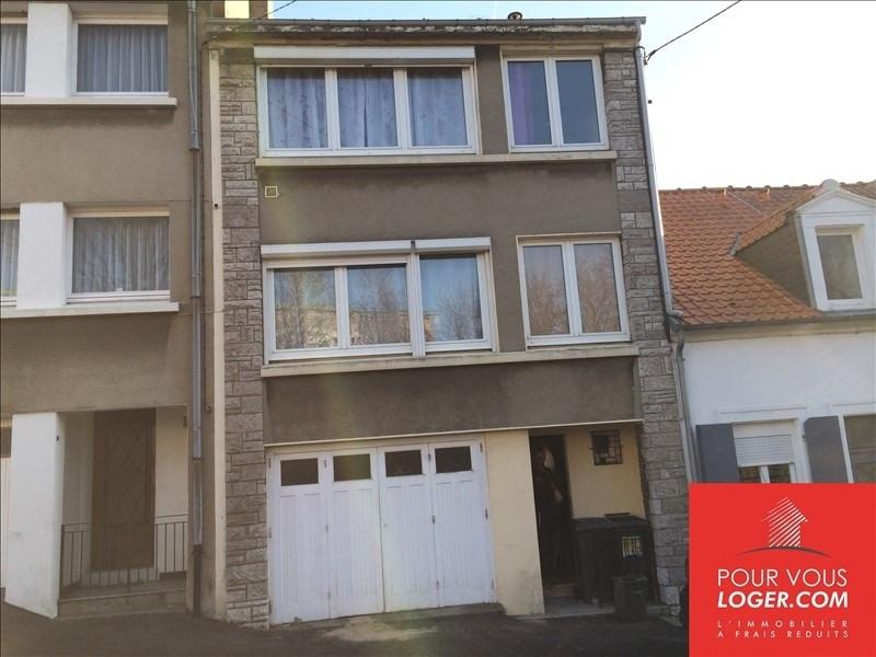 Sale house / villa Saint martin boulogne 145600€ - Picture 4