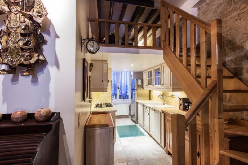 Sale apartment Paris 17ème 460000€ - Picture 12