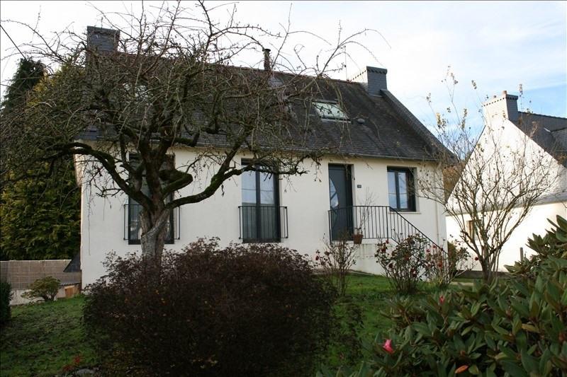 Sale house / villa Josselin 158000€ - Picture 9
