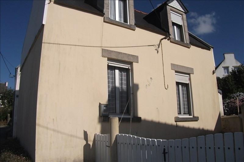 Sale house / villa Plouhinec 64200€ - Picture 1
