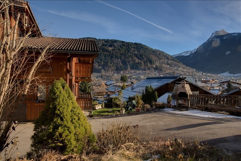 Deluxe sale house / villa Morzine 850000€ - Picture 2