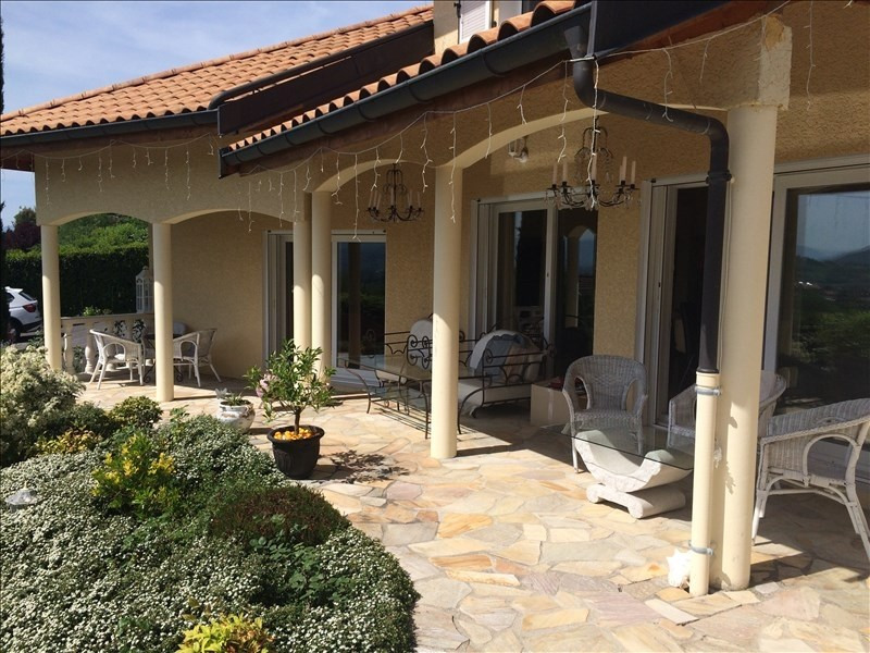 Deluxe sale house / villa Cranves sales 698 000€ - Picture 1