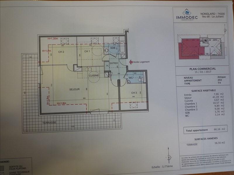 Sale apartment Nonglard 392000€ - Picture 1