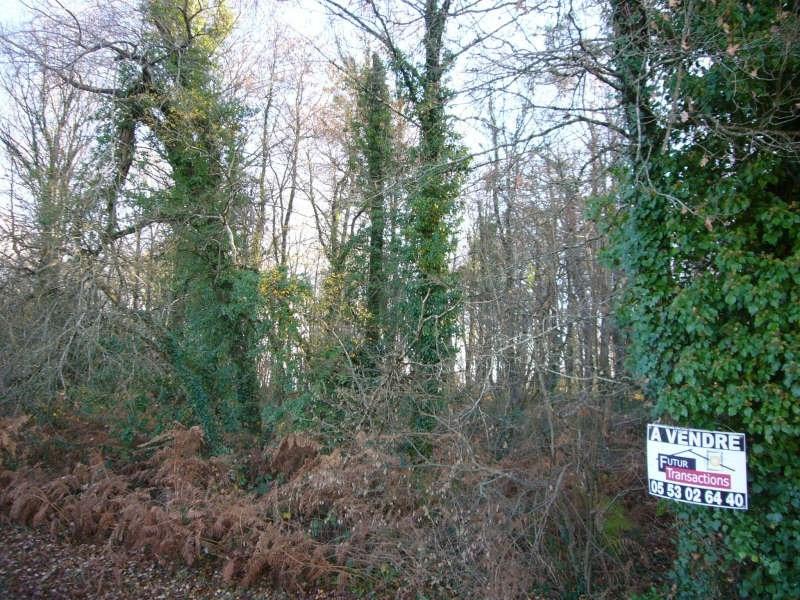 Vente terrain Nontron 21000€ - Photo 1