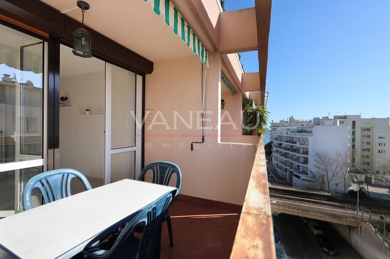 Vente de prestige appartement Juan-les-pins 140000€ - Photo 5