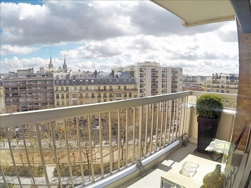 Sale apartment Paris 11ème 420000€ - Picture 1