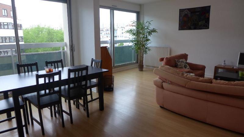 Rental apartment Lyon 6ème 1500€ CC - Picture 1