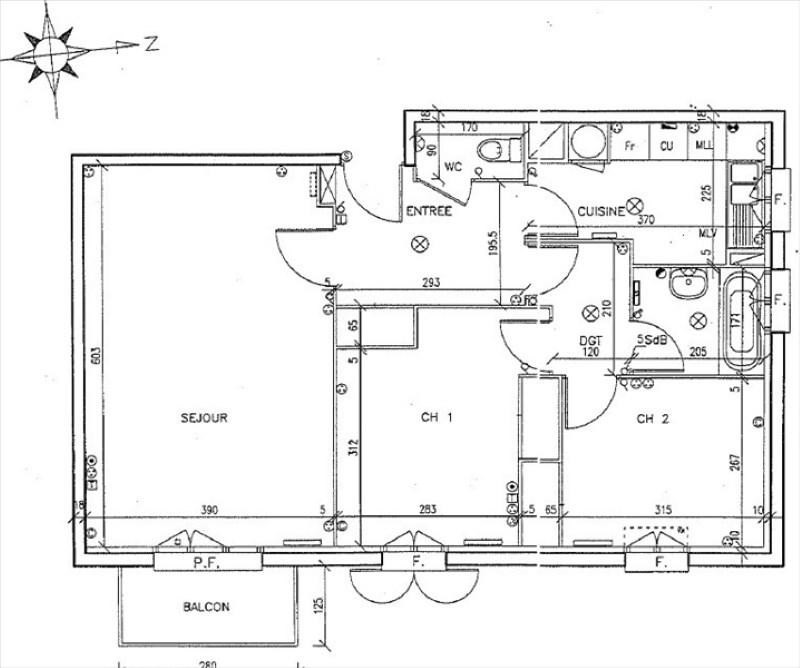 Vente appartement Plaisir 190800€ - Photo 5