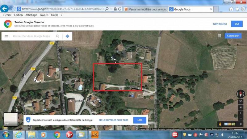 Verkoop  stukken grond Monistrol-sur-loire 85000€ - Foto 1