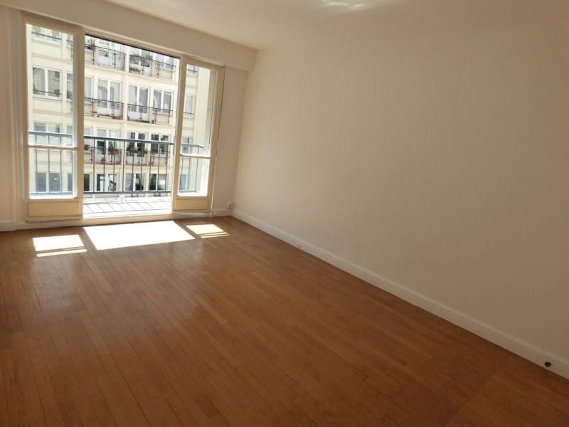 Rental apartment Paris 16ème 2300€ CC - Picture 2
