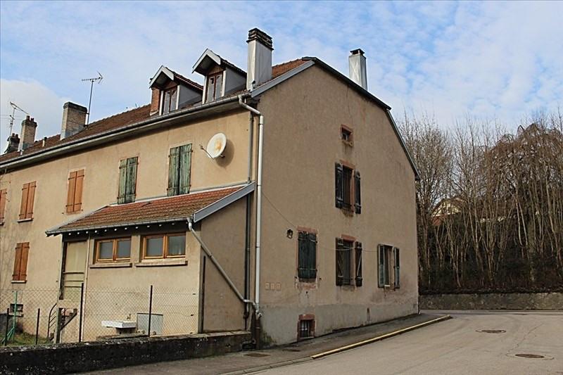 Vente maison / villa Moyenmoutier 65800€ - Photo 1