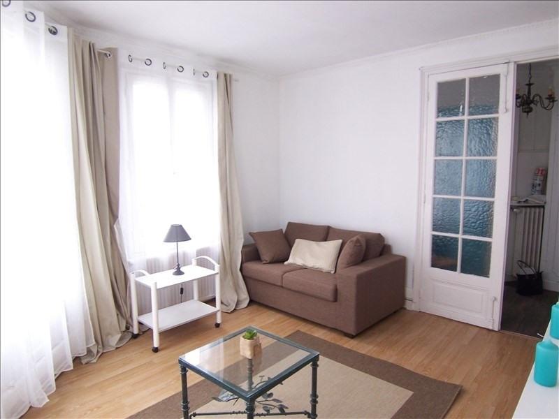 Rental apartment Paris 15ème 1740€ CC - Picture 1