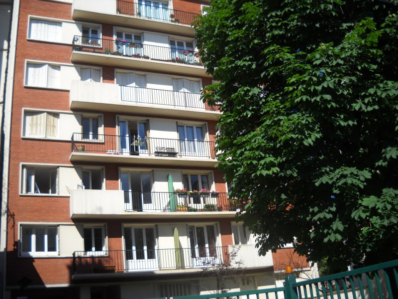 Rental parking spaces Colombes 110€ CC - Picture 1