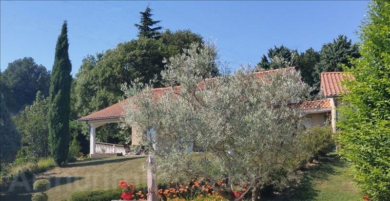 Sale house / villa Bellegarde poussieu 368000€ - Picture 13