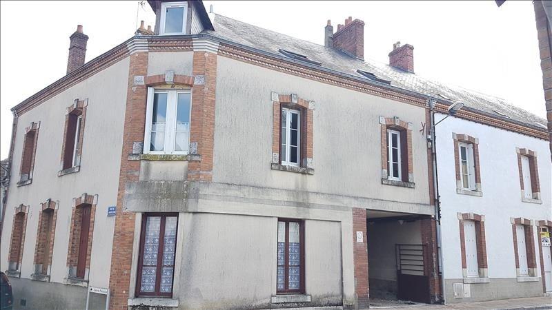 Rental apartment Argent sur sauldre 368€ CC - Picture 2