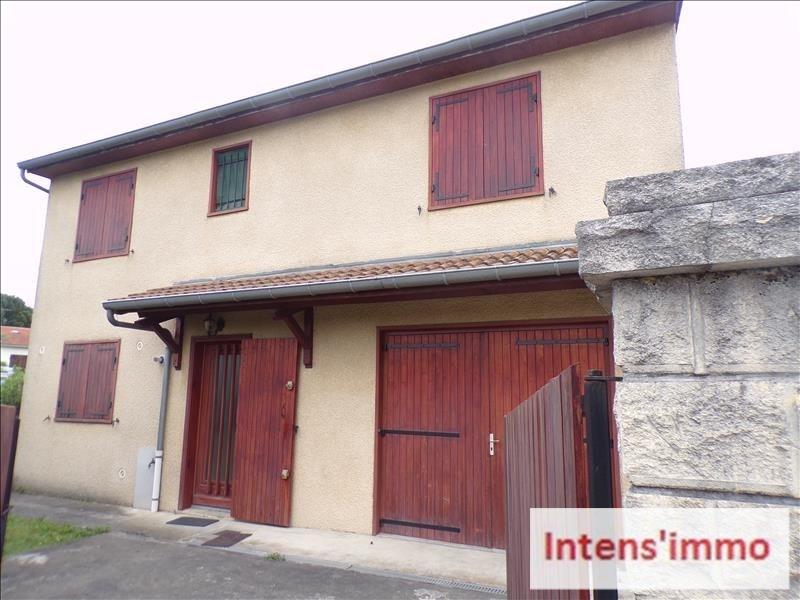 Investment property house / villa Romans sur isere 244000€ - Picture 1