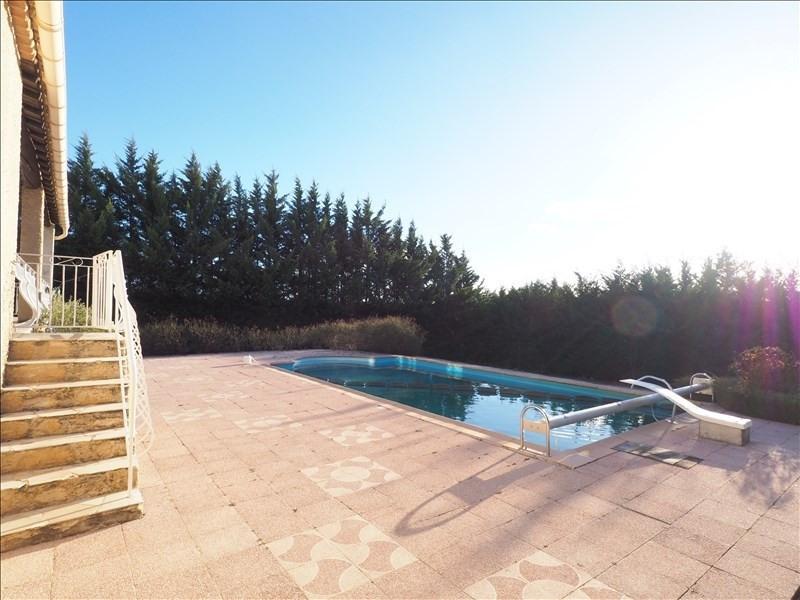 Vente maison / villa Reillanne 275000€ - Photo 9