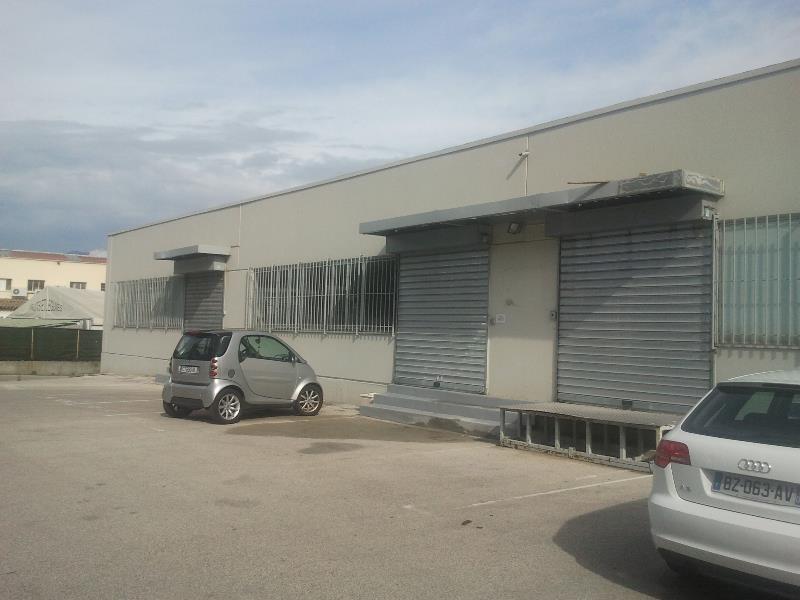 Location Local d'activités / Entrepôt Saint-Jeannet 0