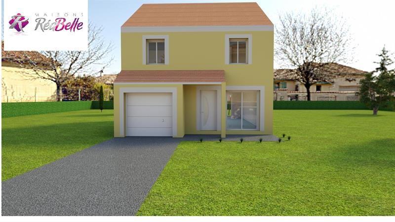 Maison  5 pièces + Terrain 290 m² Fontenay-le-Vicomte par REABELLE