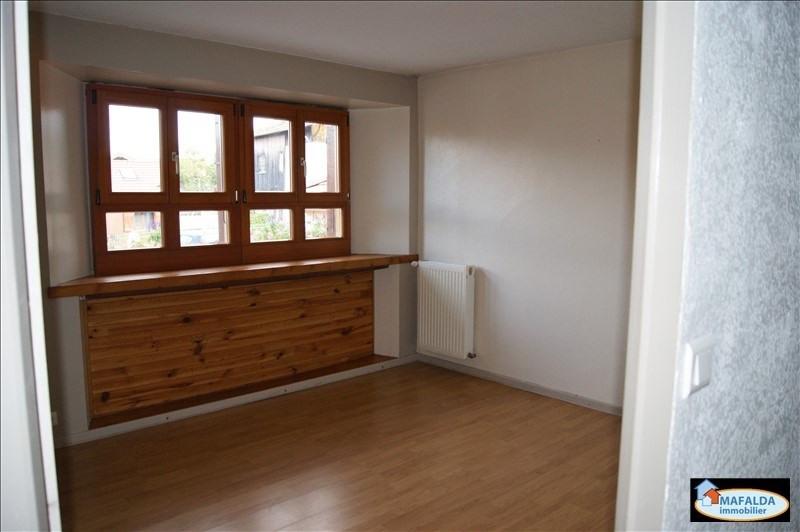 Rental apartment Mont saxonnex 757€ CC - Picture 1