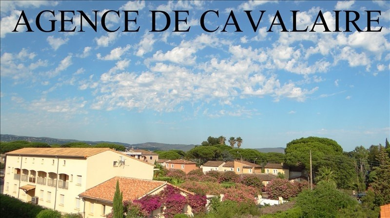 Sale apartment Cavalaire 269000€ - Picture 1