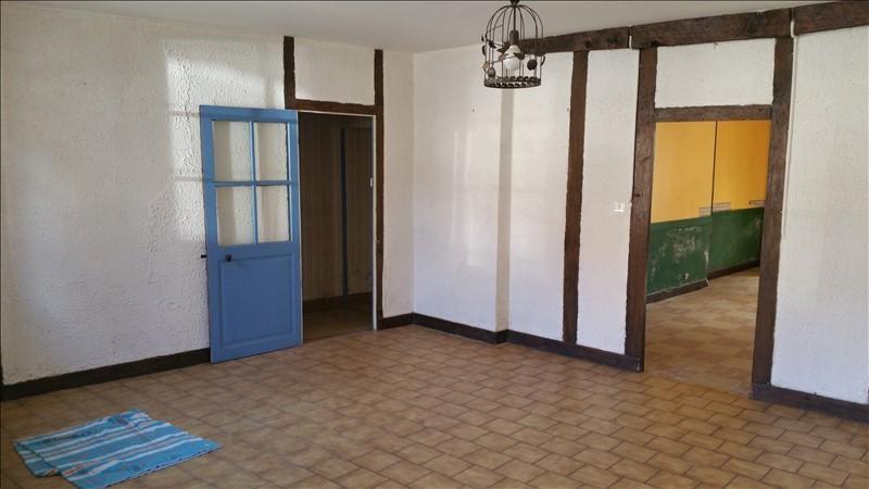 Vente maison / villa Buxieres les mines 38500€ - Photo 2
