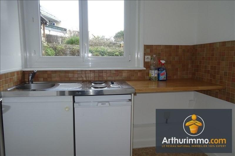 Rental apartment St brieuc 263€ CC - Picture 2