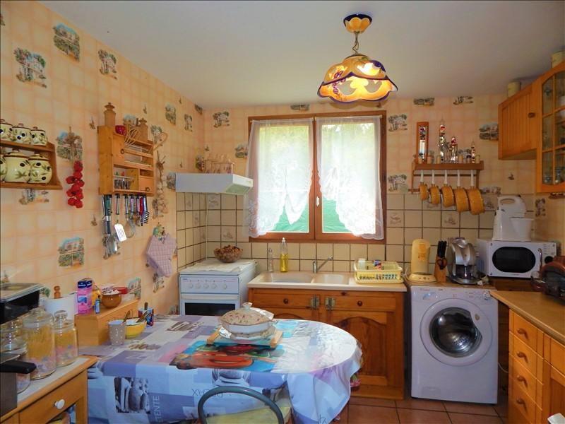Sale house / villa Thorigny sur oreuse 165850€ - Picture 4