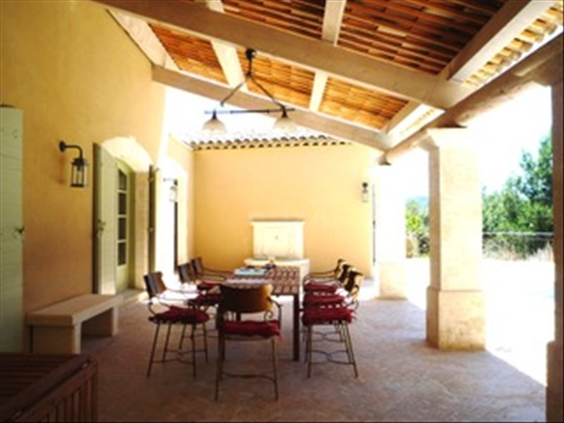 Deluxe sale house / villa Mallemort 1317900€ - Picture 8