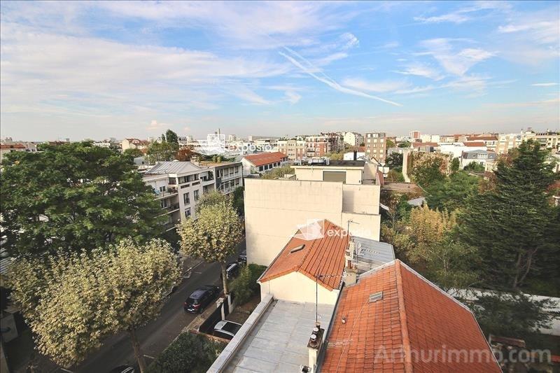 Location appartement Asnieres sur seine 610€ CC - Photo 3