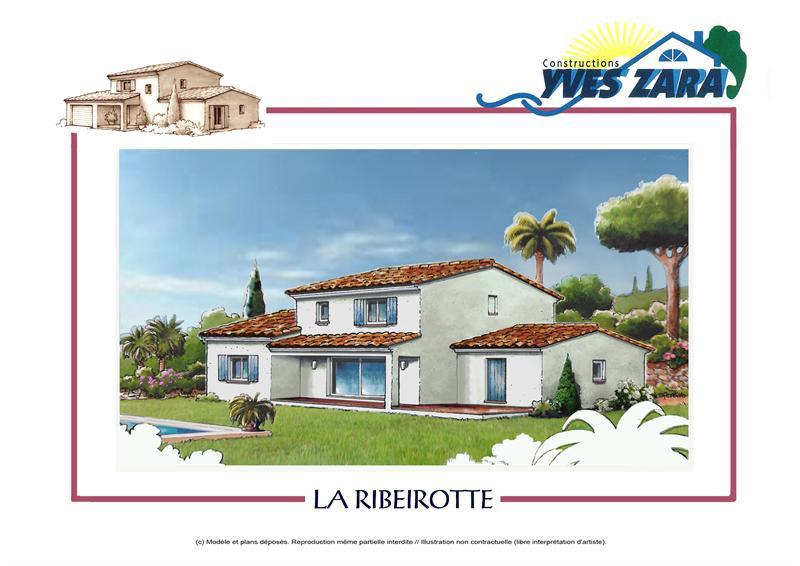 Maison  4 pièces + Terrain 211 m² Pignans (83790) par CONSTRUCTIONS YVES ZARA