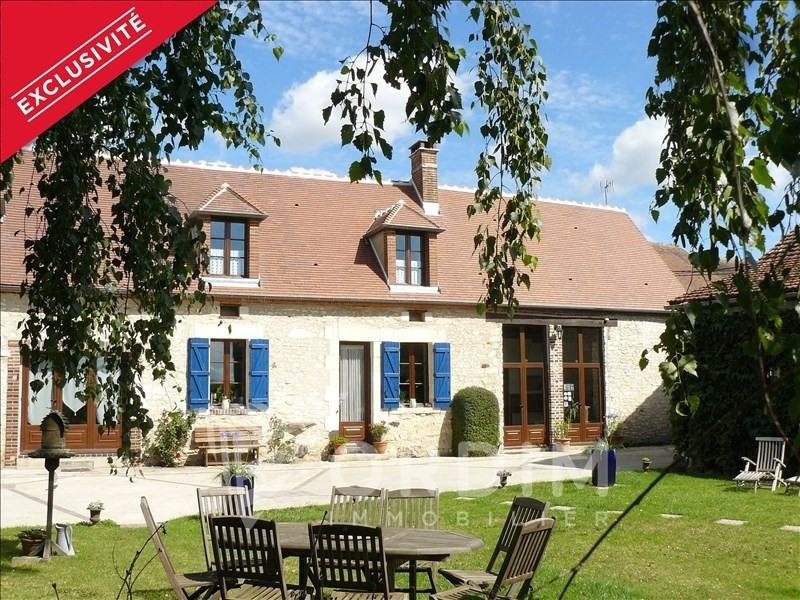 Deluxe sale house / villa Auxerre 399000€ - Picture 1