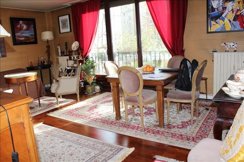 Vente appartement Asnieres sur seine 436 000€ - Photo 2