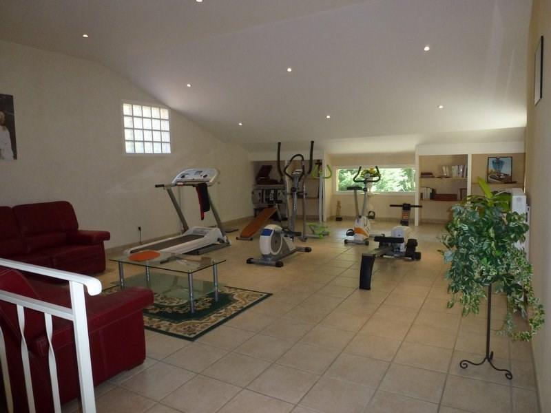 Deluxe sale house / villa Chateauneuf de galaure 567500€ - Picture 6