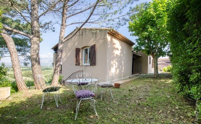 Sale house / villa Pourrieres 360000€ - Picture 2